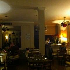 Photo taken at Le Carré de Marguerite by Piroska on 12/22/2012