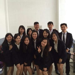 Photo taken at Universitas Methodist Indonesia by Nerissa T. on 8/30/2014