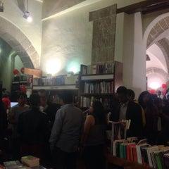 Photo taken at Librería Del Fondo De Cultura Economica by Omar David S. on 8/28/2015