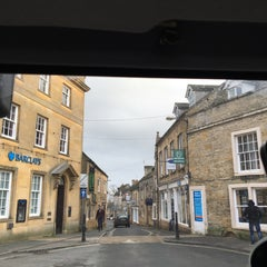Photo taken at Stow-on-the-Wold by Selin T. on 1/28/2016