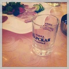 Photo taken at Штабной ресторан by Karina on 2/21/2013