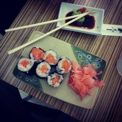Photo taken at Hamachi Sushi by Brendan H. on 7/12/2013
