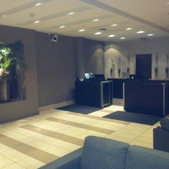 Photo taken at Four Points by Sheraton Mississauga Meadowvale by Keldjan A. on 11/4/2012