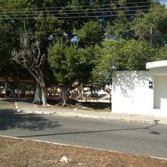 Photo taken at Parque Villas del Sol by Alfredo M. on 12/12/2012