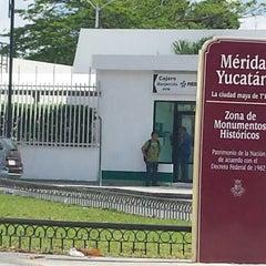 Photo taken at Modulo de Licencias y Placas by Margot G. on 4/1/2014