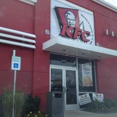 Photo taken at KFC by Tiffane' W. on 4/21/2013