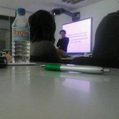 Photo taken at Universidad Camilo José Cela (UCJC) by Juan T. on 11/27/2012