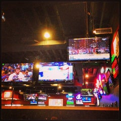 Photo taken at Buffalo Wild Wings Grill & Bar by John D. on 4/2/2013