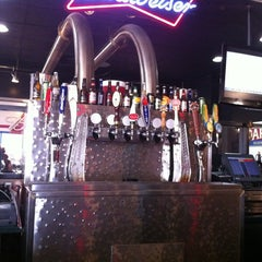 Photo taken at Budweiser Bar & Grill by John L. on 2/26/2013