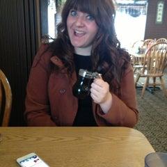 Photo taken at Around the Corner Cafe by Vanessa G. on 1/20/2013