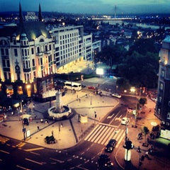Photo taken at Caruso by Mina S. on 5/15/2013