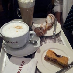 Photo taken at Costa Coffee by Kathy M. on 11/2/2012