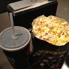 Photo taken at Cinepolis by Kristian P. on 5/19/2013