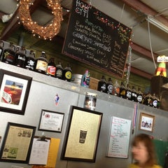 Photo taken at Holy City Brewing by Michael C. on 2/9/2013