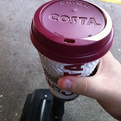 Photo taken at Costa Coffee by Danny R. on 12/23/2012