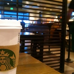 Photo taken at Starbucks by Kyle O. on 3/11/2015