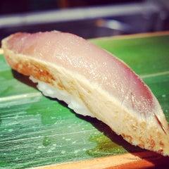 Photo taken at ICHI Sushi by Jeffrey C. on 10/30/2012