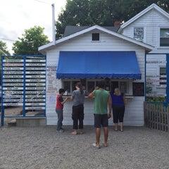 Photo taken at Benson's Ice Cream by Chris P. on 8/8/2015