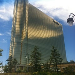 Photo taken at Borgata Hotel Casino & Spa by Natali N. on 5/8/2013