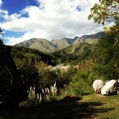 Photo taken at Villa de Merlo by Chody Z. on 4/1/2013
