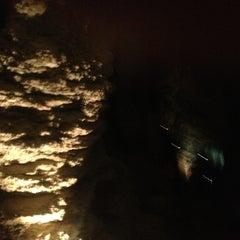 Photo taken at Waitomo Glowworm Caves by Hans G. on 1/8/2013