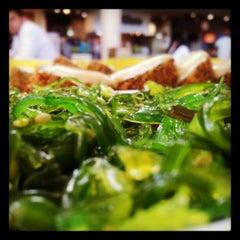 Photo taken at Bonsai Sushi by Miguel E. on 2/28/2013