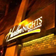 Photo taken at Harlem Nights Lounge by Napoleon M. on 9/29/2012