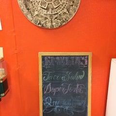 Photo taken at Emelia's Tex-Mex by Yoshua C. on 10/16/2013