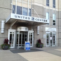 Photo taken at United Center by Anthony C. on 6/19/2013