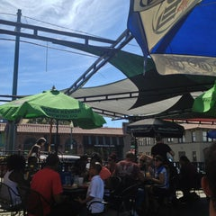 Photo taken at Bayou Bar & Grill by Anthony C. on 9/16/2013