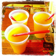 Photo taken at Cabo Cantina by Andi F. on 1/29/2013