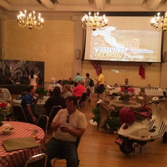 Photo taken at San Francisco Italian Athletic Club by Ted B. on 9/13/2014