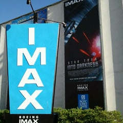 Photo taken at Boeing IMAX Theater by Kennedy S. on 6/10/2013