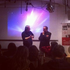 Photo taken at Cinemavvenire Associazione Centro Polivalente by CinemAvvenire on 2/18/2013