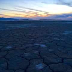 Photo taken at El Mirage Dry Lake by Isabella K. on 3/15/2015