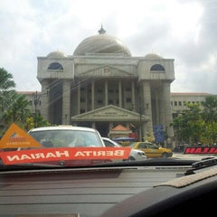 Photo taken at Kompleks Mahkamah Kuala Lumpur (Courts Complex) by shasha s. on 7/3/2015