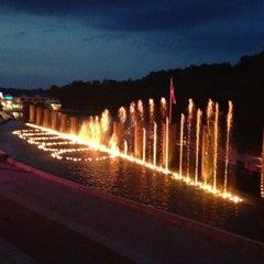 Photo taken at Branson Landing by Joe F. on 9/14/2012