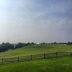 Photo taken at Woodstock original site by Bigger on 6/19/2015