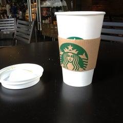 Photo taken at Starbucks 星巴克 by Jury K. on 10/26/2012