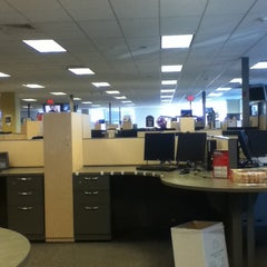 Photo taken at Comcast Cable by Michael R. on 6/28/2013