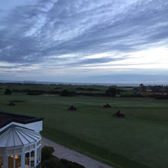 Photo taken at Old Course Hotel Golf Resort & Spa by Harald W. on 9/14/2015