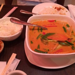 Photo taken at Little Thai Kitchen by Sandhya S. on 6/12/2015