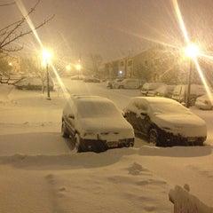 Photo taken at Newark, NJ by Dana Storm S. on 2/9/2013