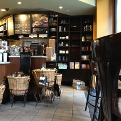 Photo taken at Starbucks by Jenny B. on 10/31/2012