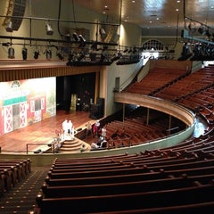 Photo taken at Ryman Auditorium by Mike P. on 7/27/2013