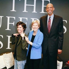 Photo taken at The Huffington Post by Jeff S. on 4/4/2015