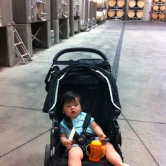 Photo taken at Linne Calodo Cellars by dvANNts on 8/17/2013