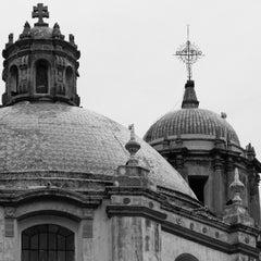 Photo taken at Templo de San Francisco by Gil M. on 6/23/2013