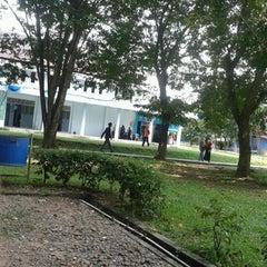 Photo taken at dekanat fkip unsri by Annisa R. on 5/14/2013