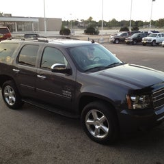 Photo taken at Norman Frede Chevrolet by Kelly on 11/7/2012